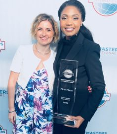 Ramona J. Smith, Campionessa Mondiale di Public Speaking 2018