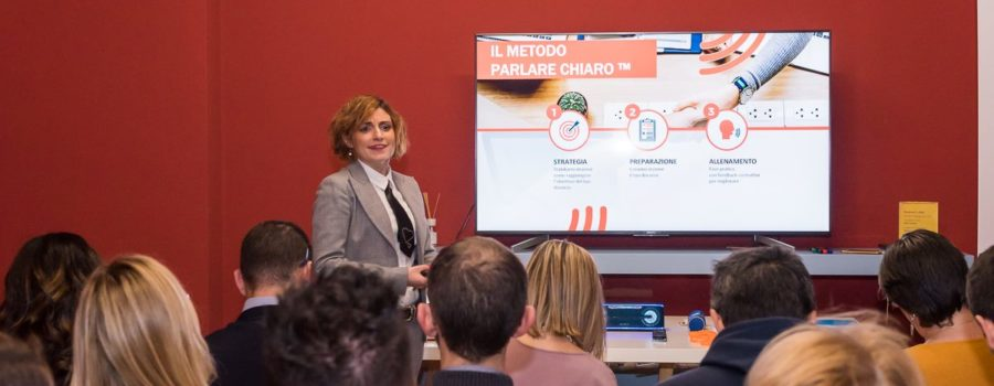chiara alzati public speaking metodo insights